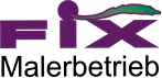 Malerbetrieb Fix Logo
